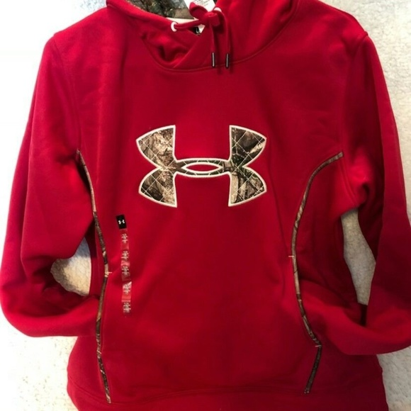 680a2d36 Under Armour Women's Storm Caliber Hoodie NWT
